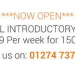 Our introductory offer at our Bradford Self Storage location is still available