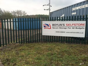 Boylin's Self sStore offers Christmas self storage for all budgets sizes.