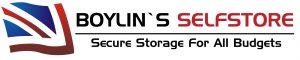 Boylin's Self Store Rotherham Logo