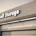 Self storage and living in the city of Rotherham