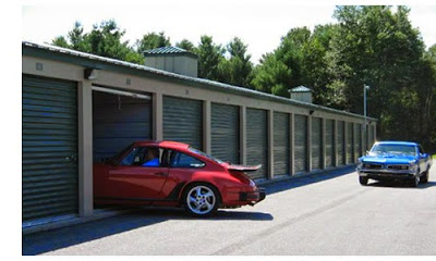 Car, Bike, Caravan storage near you by Boylin's Self Store