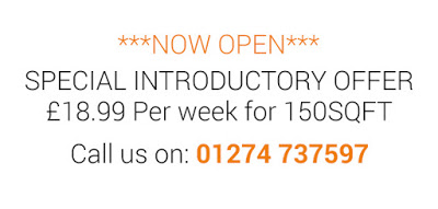 Introduction offer £18.99 per week for 150 sqft