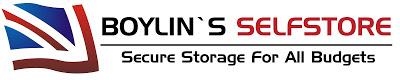 Boylin's Self Store Logo Bradford