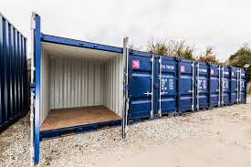 Boylin's self store shipping containers facility