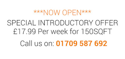 Introduction offer £17.99 per week for 150 sqft