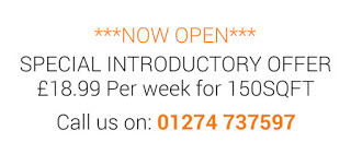 Inroduction offer £18.99 per week for 150 sqft