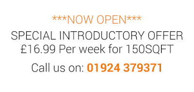 Introduction offer £16.99 per week for 150 sqft