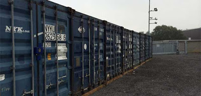 Boylin's Self store Shipping containers