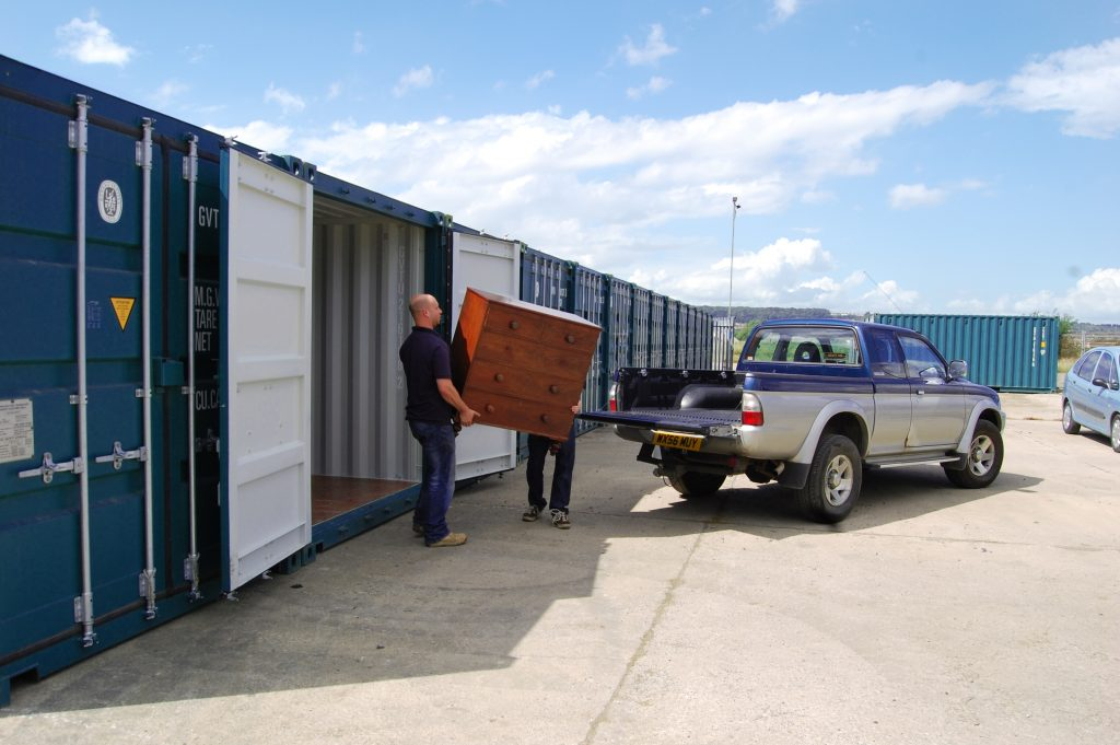 Boylin's Dry storage and Self Storage Containers