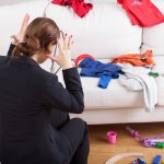 Help, Tips and Ideas from the Self Storage Specialist at Boylin's For Families with Messy Children
