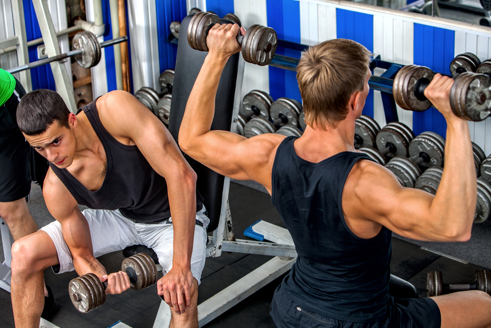 Creative Ideas for self storage in leeds - Gym