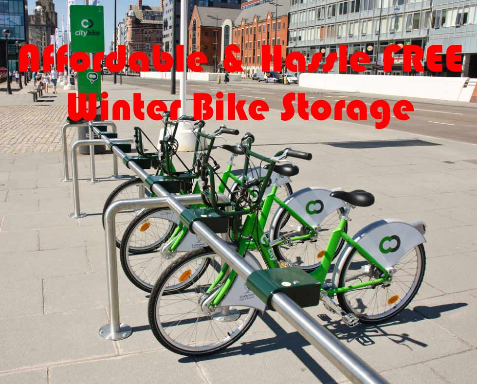 Affordable family bike storage by Boylin's Self Store