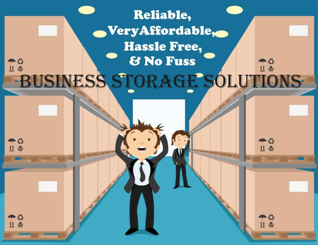 Reliable, Affordable and hassle free business storage solutions from Boylin's Self Store