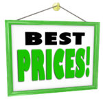 Best prices offorded for all your self storage needs!