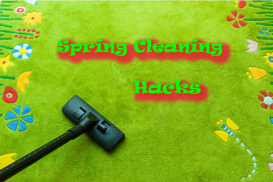 Self-isolation spring cleaning hacks