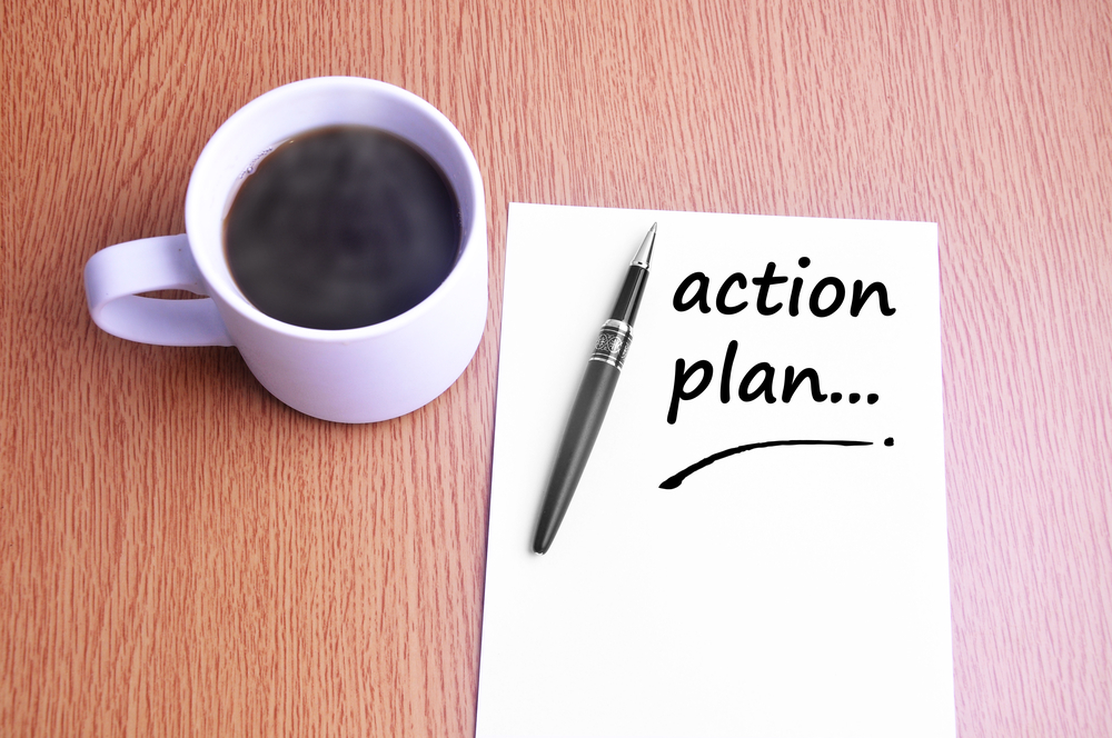 Self Storage Advice, Tricks and Tips - Make a plan and plan your unit and actions!