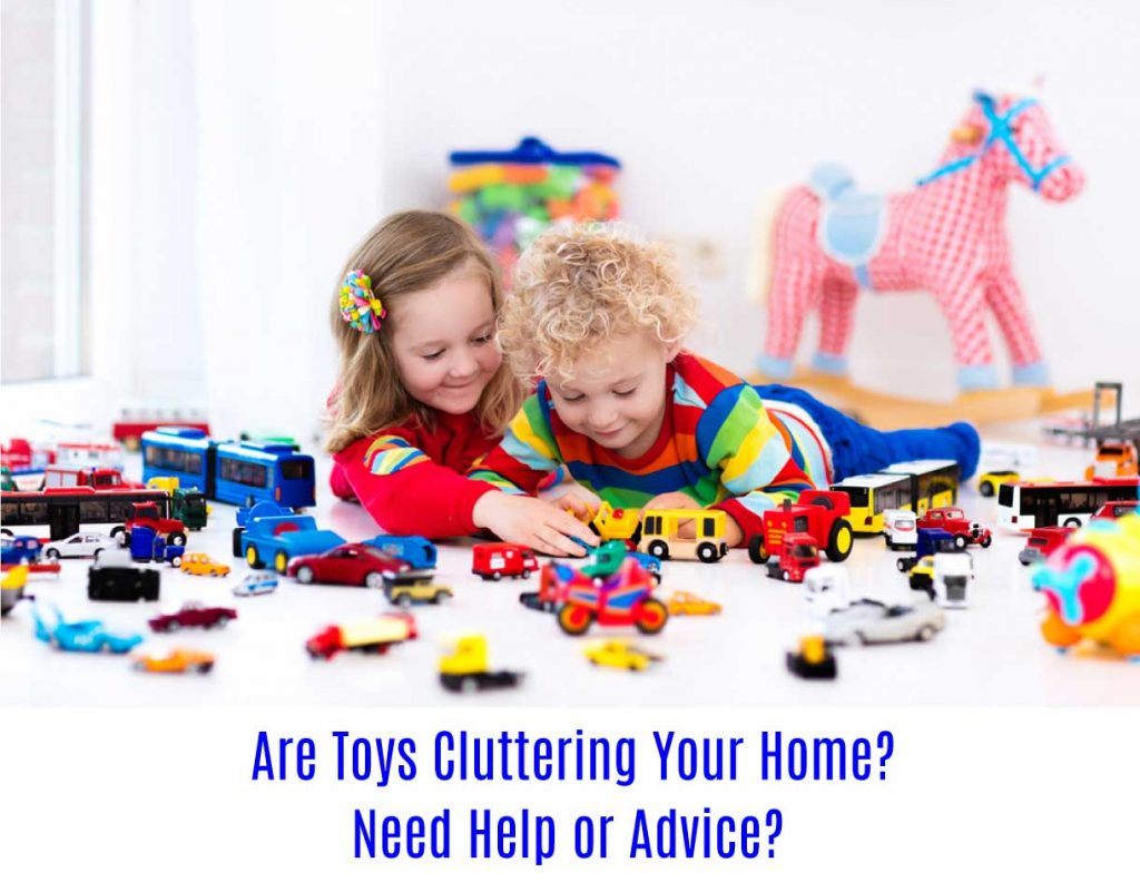 Too many Toys Cluttering Your Home? Boylin's Self Storage is the Solution for You and Your Children!