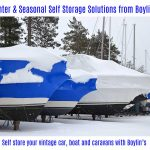 Self Storage Will Help You Weather The Winter Storms!