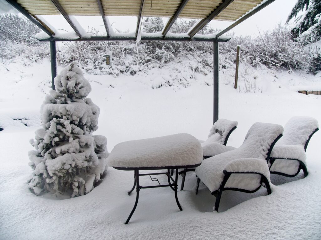 How to Protect Your Outdoor Items from Weather Damage!