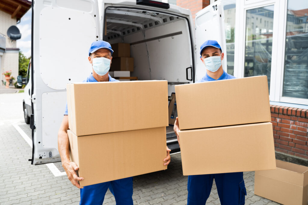 Boylin's Top Tips for Safely Moving House During Covid-19