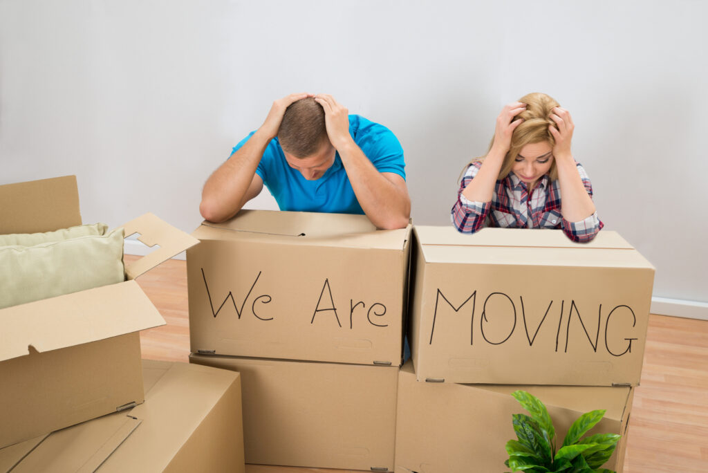 Prepare, Adjust Your Expectations, and Accept the Stress while moving house during Covid-19!