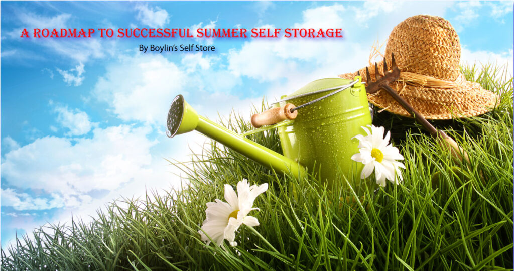 Boylin's Roadmap to Successful Self Storage This Summer!