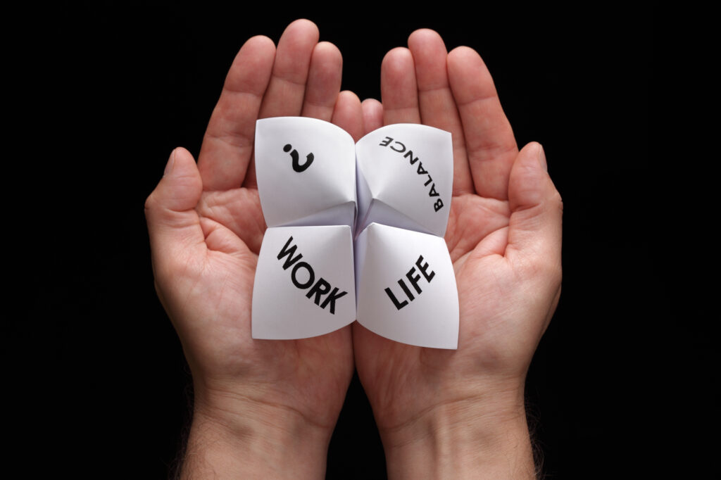 A Good Work and Home Life Balance is essential for any entrepeneur.