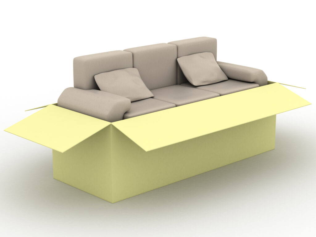 How to Prepare Furniture for Self Storage